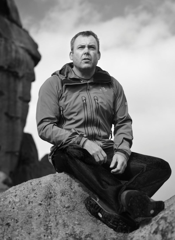 John Dunne Climber